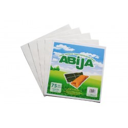PAPEL P/PAST ABIJA 75H 1LB 12x12 50/1