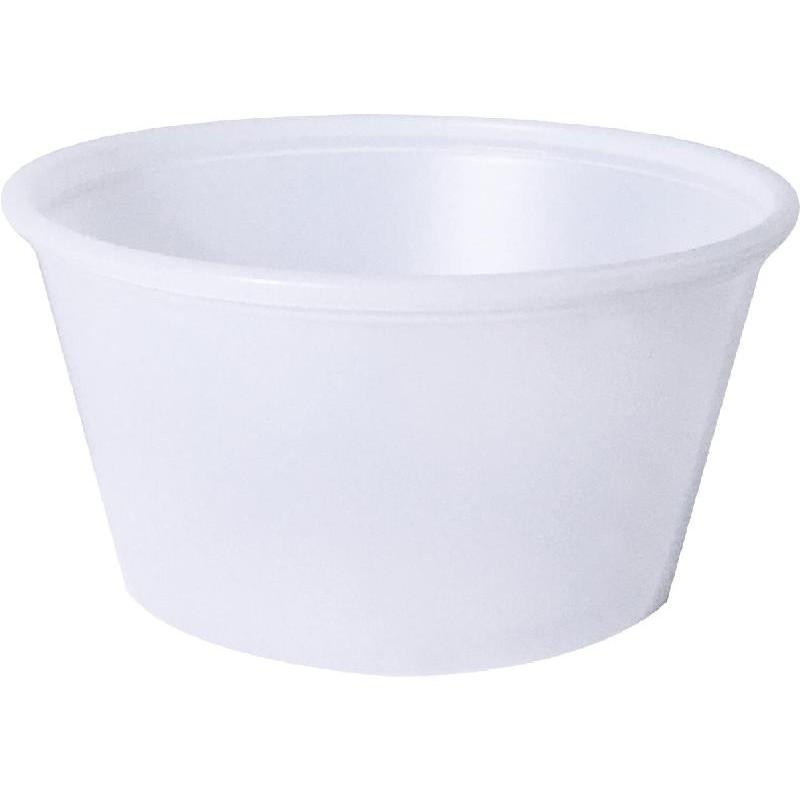 11111 ENVASE PLAST SOUFFLE 2 OZ 20/125