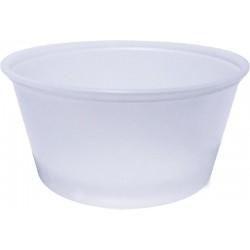 11110 ENVASE PLAST SOUFFLE 3 1/4 OZ 20/1