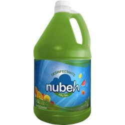 NUB0020 DESINFECTANTE PISOS FRUTAL 1 GL