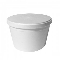 SOUP BOWL 32 OZ C/TAPA 20 Uds
