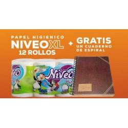 PAPEL HIG. NIVEO XL 12 Uds...